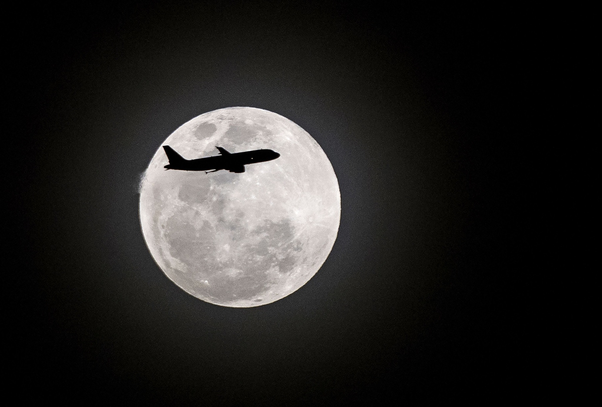 The biggest and brightest super moon of the year is Monday night — will you see it?