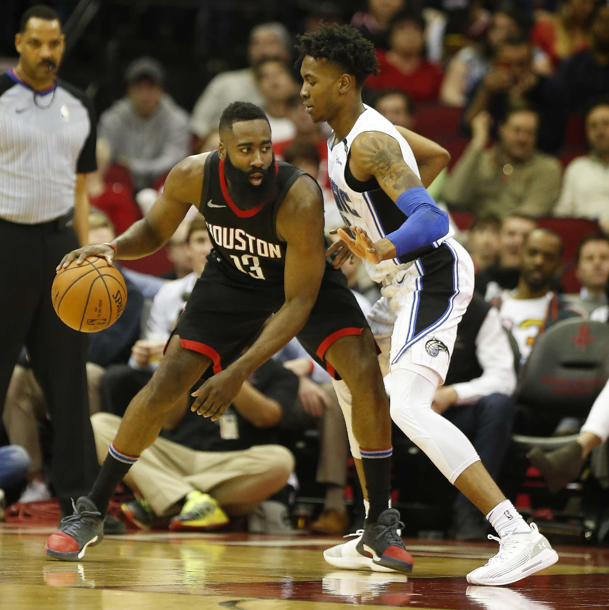 Houston Rockets Upcoming Home Games: Rockets' James Harden Quiets Critics, One 60-point Game At