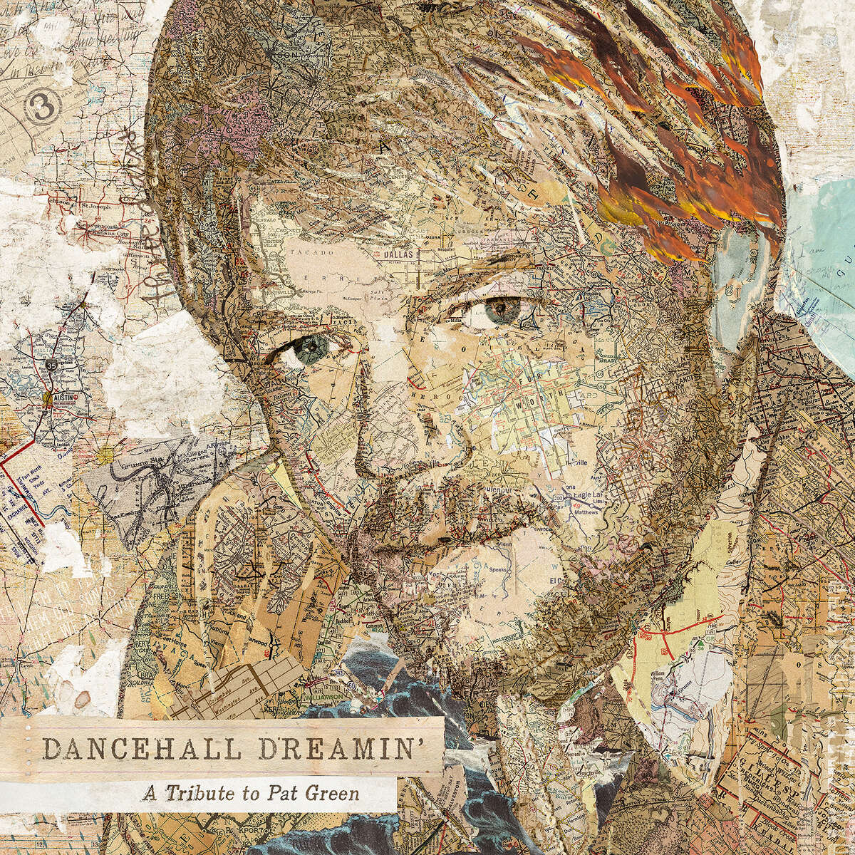 Dancehall Dreamin' - A Tribute to Pat Green features several Texas country artists covering Green's songs.