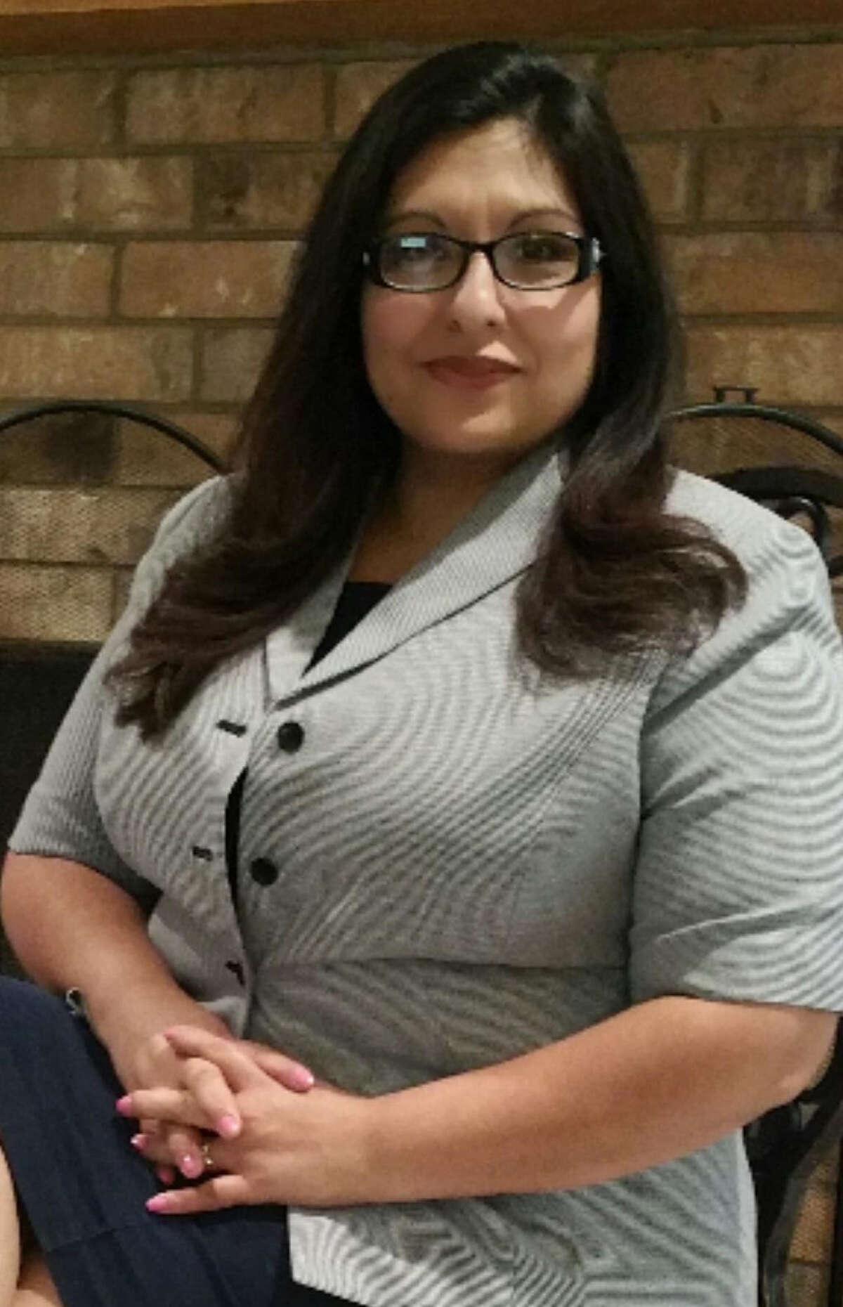 Dominique Garcia, candidate for US Representative for Texas District 29.