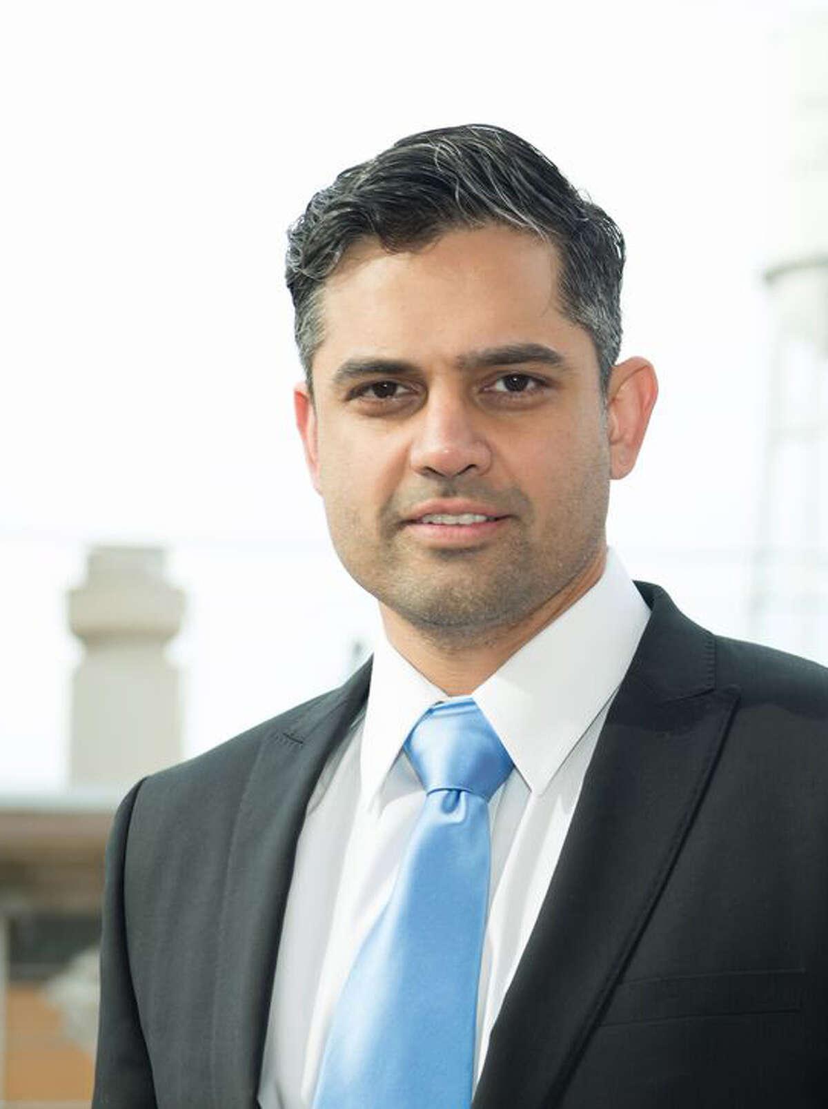 Sri Preston Kulkarni, candidate for U. S. Representative District 22.