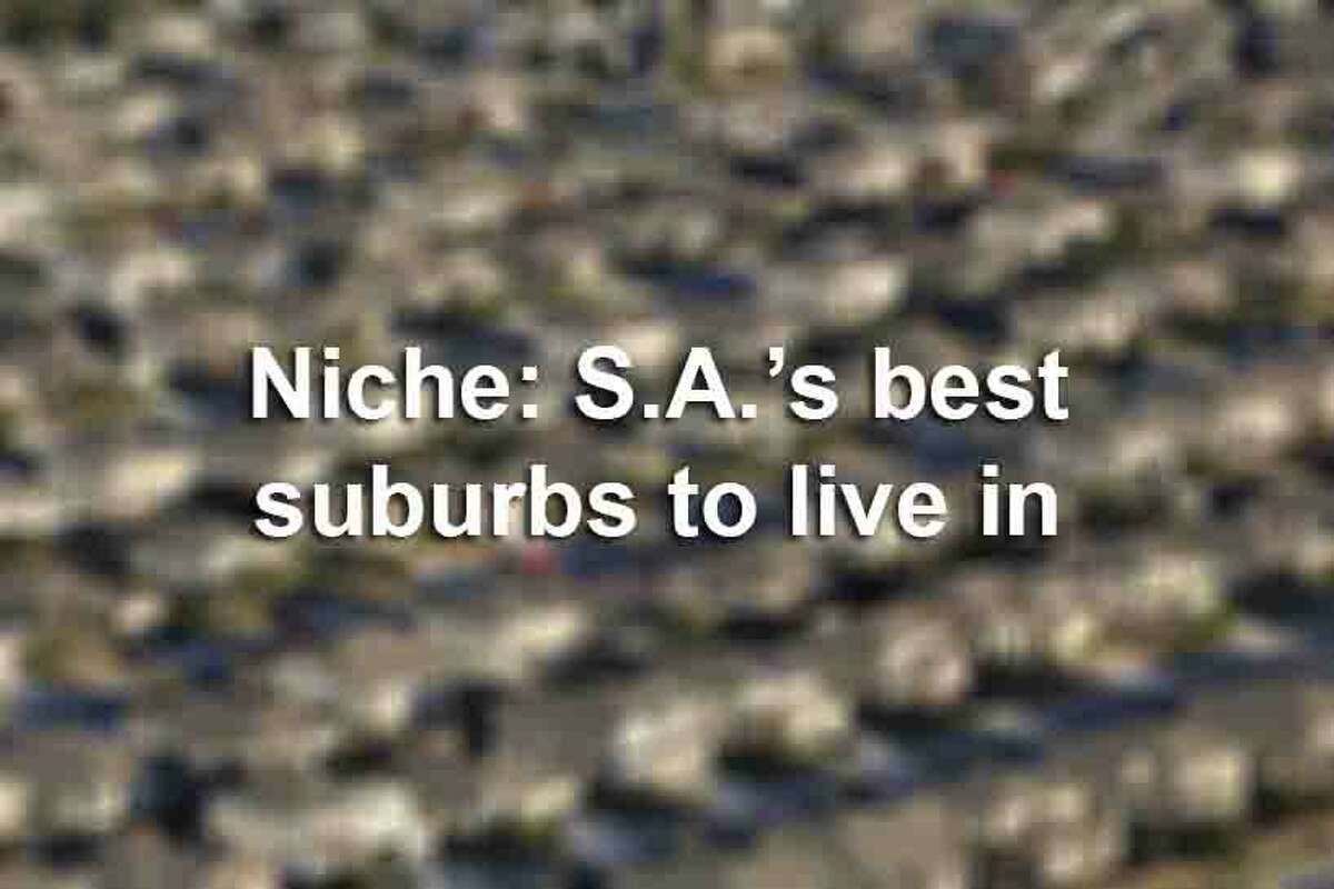 Alamo Heights and Terrell Hills were named in Niche's 2017 Best Suburbs to Live in Texas, but data show other communities are safer than others in the area. Check out the gallery for a list of the 15 best suburbs in the San Antonio area.
