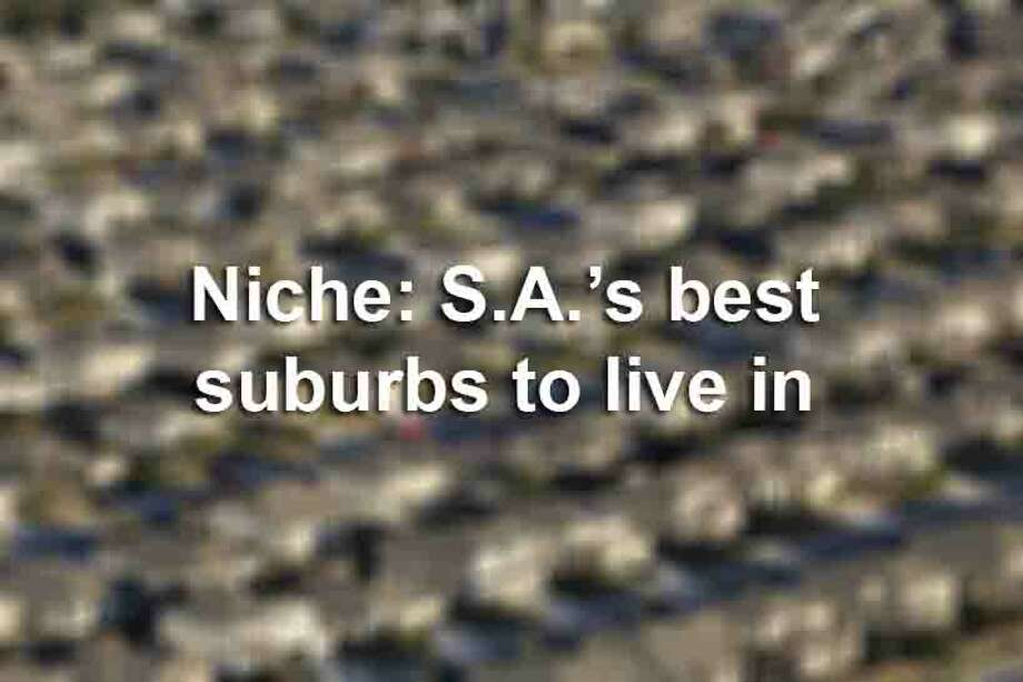 Alamo Heights and Terrell Hills were named in Niche's 2017 Best Suburbs to Live in Texas, but data show other  communities are safer than others in the area.Check out the gallery for a list of the 15 best suburbs in the San Antonio area. Photo: FILE
