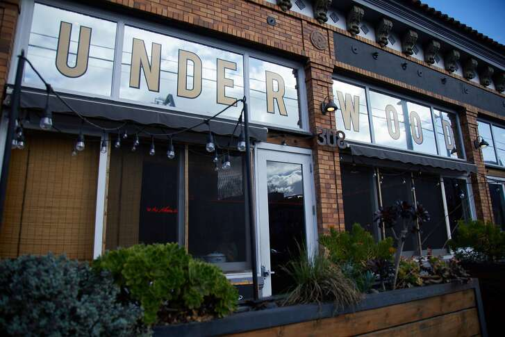 Underwood is Temescal's new bar and restaurant.