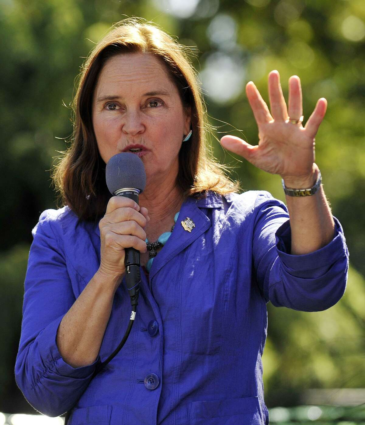 Connecticut Secretary of the State Denise Merrill