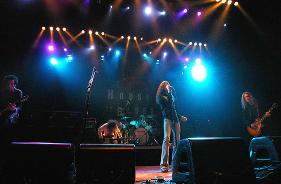 """""""Get the Led Out: The American Led Zeppelin,"""" is set for 8 p.m. Saturday, Feb. 1, 2020, at the Palace Theatre in Albany, N.Y."""