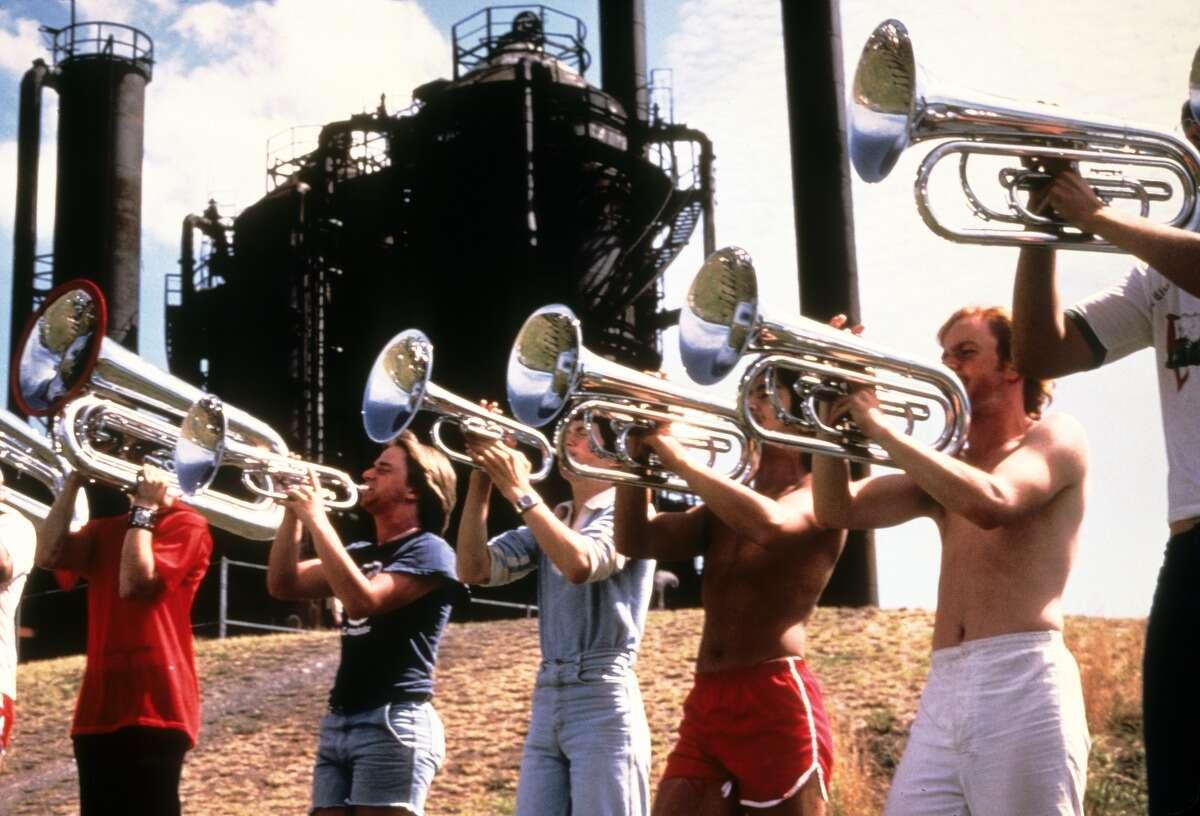 Gas Works Park, 1975.