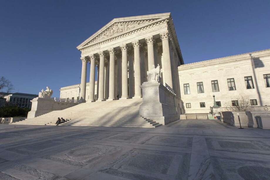 The Supreme Court Building is seen in Washington, D.C. in 2017.  Photo: J. Scott Applewhite /Associated Press / Copyright: AP
