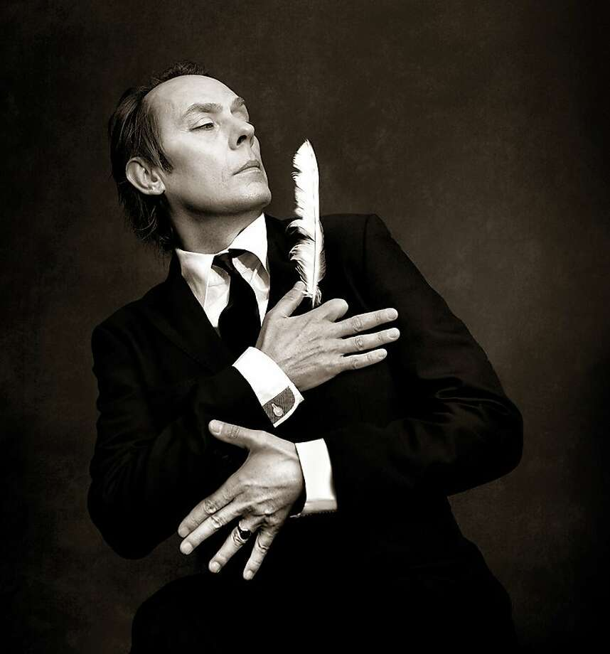 Peter Murphy has been unable to enter the country. Photo: Uptown Theatre
