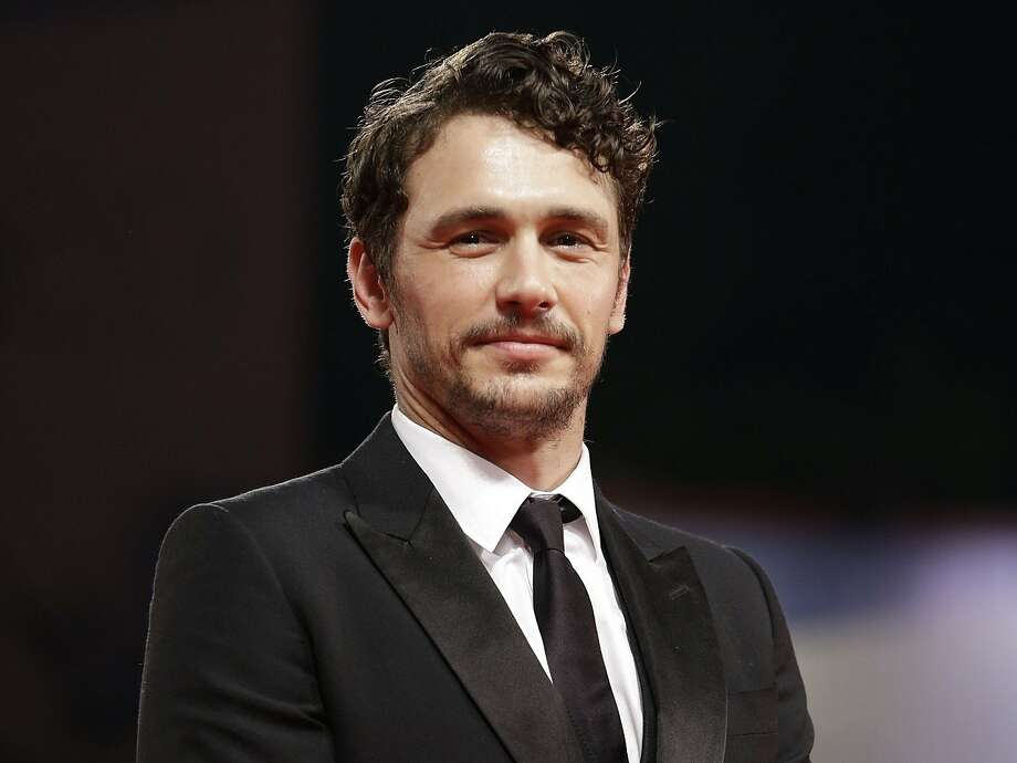 James Franco, accused by five women of sexual misconduct, attended Palo Alto High School. A mural he painted has reportedly been removed from campus, but other paintings remain. Photo: AP