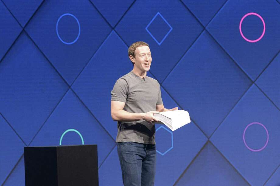 Mark Zuckerberg, founder of Facebook. Facebook reported 1.4 billion daily active users in the fourth quarter — the slowest user growth on record. Photo: Andrej Sokolow /DPA /TNS / Abaca Press