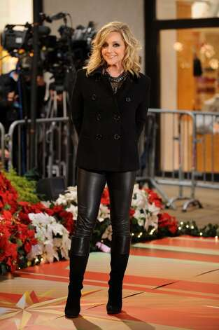 Actress Jane Krakowski appears onstage at the Rockefeller Center Christmas tree lighting at Rockefeller Center on December 2, 2009 in New York City.  (Photo by Bryan Bedder/Getty Images) Photo: Bryan Bedder / 2009 Getty Images