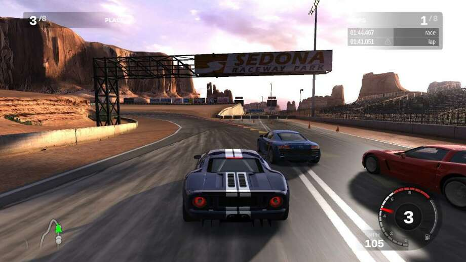"""""""FORZA MOTORSPORT 3"""" may be mild fun for some racing fans, but in general it's a bit dull."""