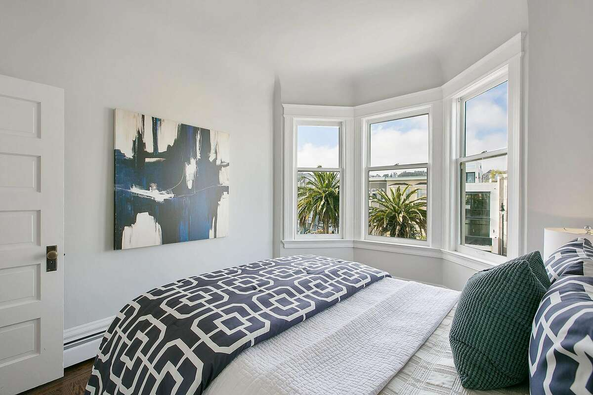 A house on Dolores Street offered at $1.6 million now has a sale pending. The Bay Area real estate market remains strong.