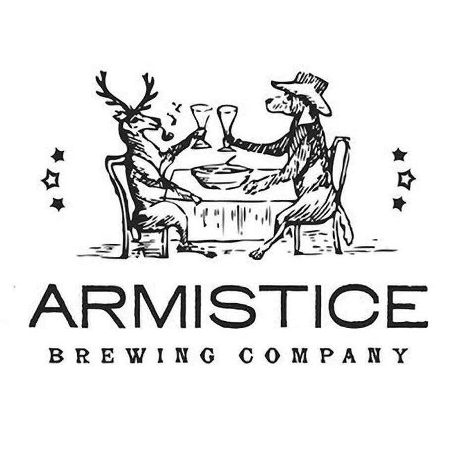 Armistice Brewing Co. label.