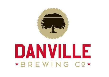 Danville Brewing Co. label.