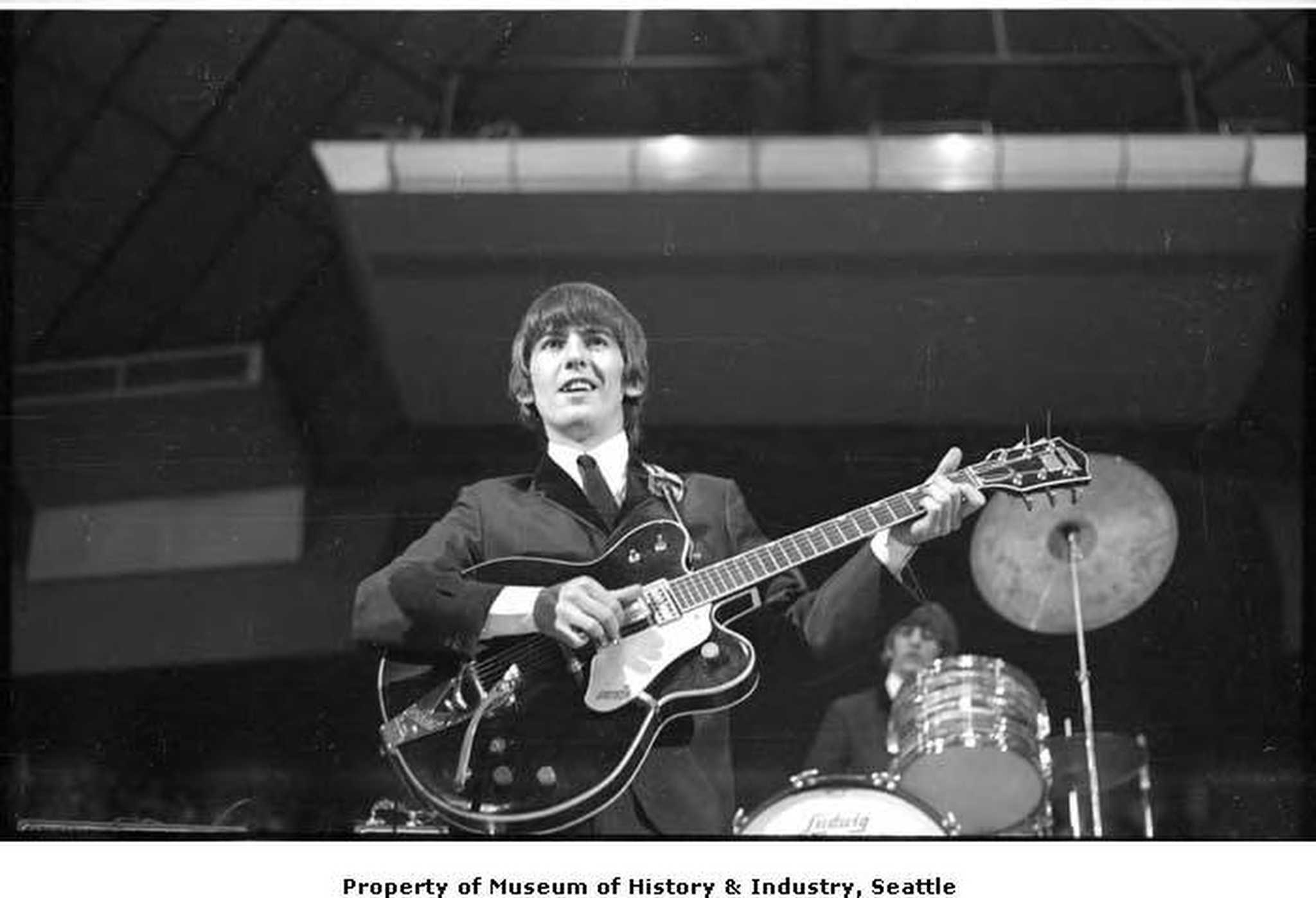 Capitol Honda Service >> Rare photos of Beatle's first world tour visit to Seattle ...