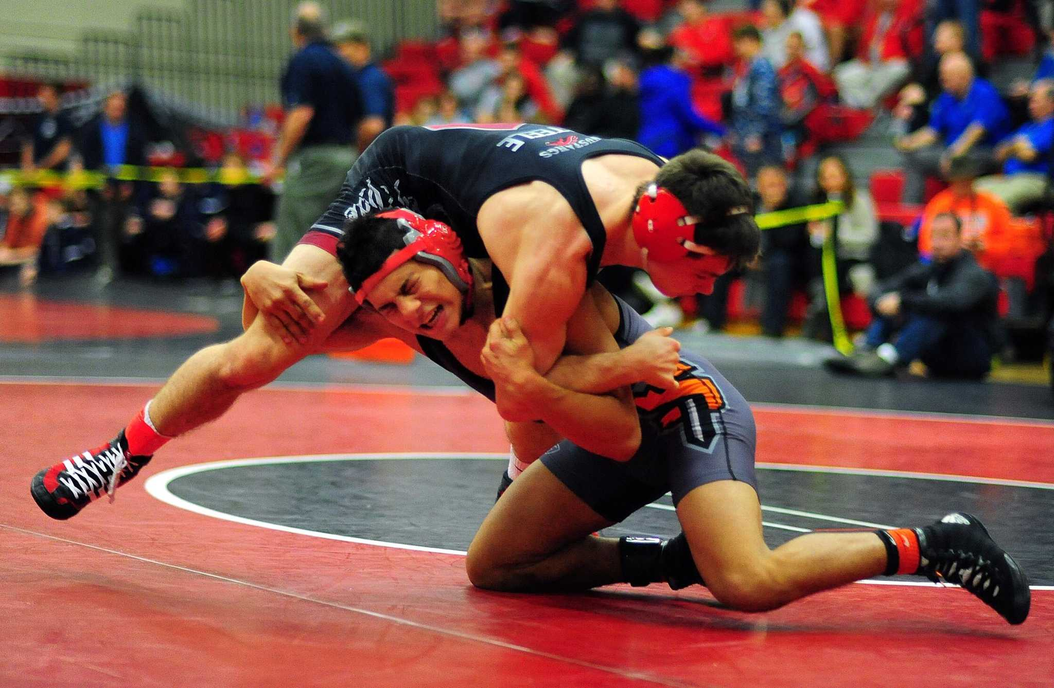 Heerman And Mendez Shining On The Mat For Stamford
