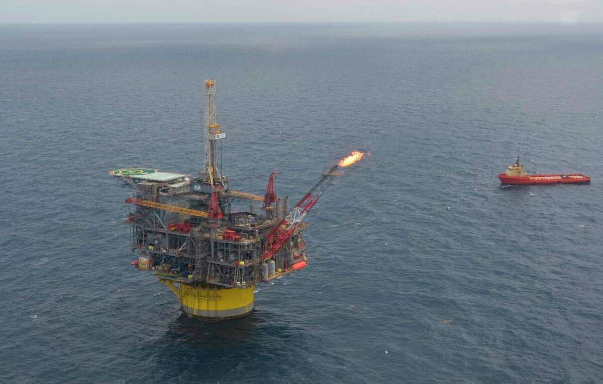 The discovery is near an area where Shell already has developed wells, about 10 miles from its massive Perdido platform, which is moored at 8,000 feet underwater.