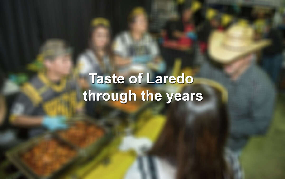 Taking a loot back at the Gateway City's annual food expo, Taste of Laredo.