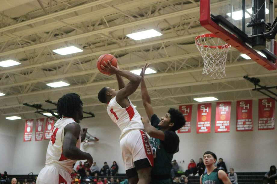 Starting next basketball season, South Houston and Memorial must concern themselves with four Humble ISD teams now that the UIL has paired the two school districts together. Photo: Robert Avery