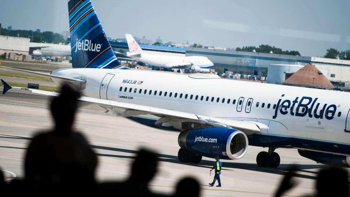 8. jetBlue Airways