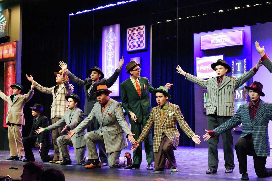 "Friendswood High graduate C.C. Kendall is directing Clear Lake High School's production of ""Guys and Dolls."" Photo: Kirk Sides / © 2018 Kirk Sides / Houston Chronicle"