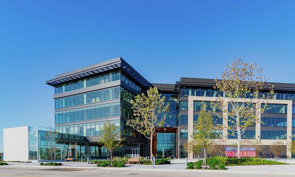 250 Assay Street,a mixed-use office buildingRedemption Square, Generation Park's lifestyle center, contains four floors of office space and one floor of retail Houston-based McCord Development is the sole owner and developer ofGeneration Park.
