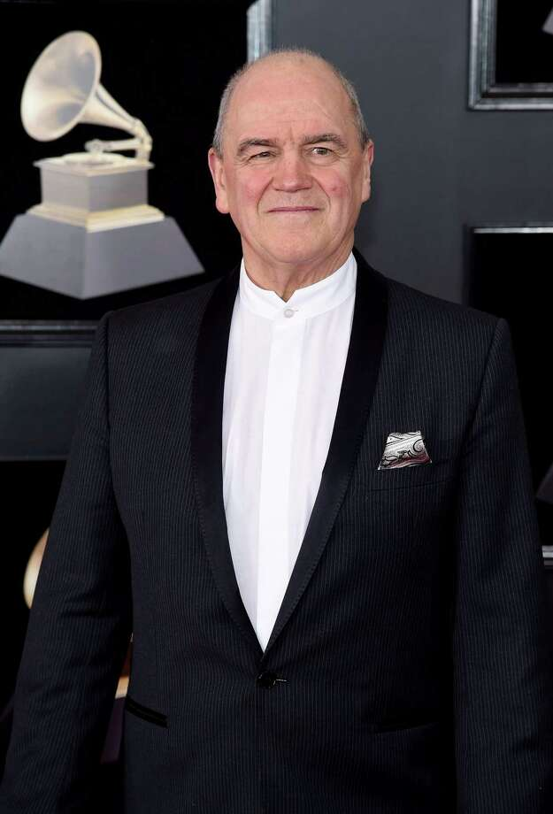Conductor Hans Graf attends the 60th Annual GRAMMY Awards at Madison Square Garden on Jan. 28 in New York City. The Houston Symphony's live recording of Alban Berg's Wozzeck under the direction of former Music Director Hans Graf won a Grammy Award. Photo: Jamie McCarthy, Staff / 2018 Getty Images