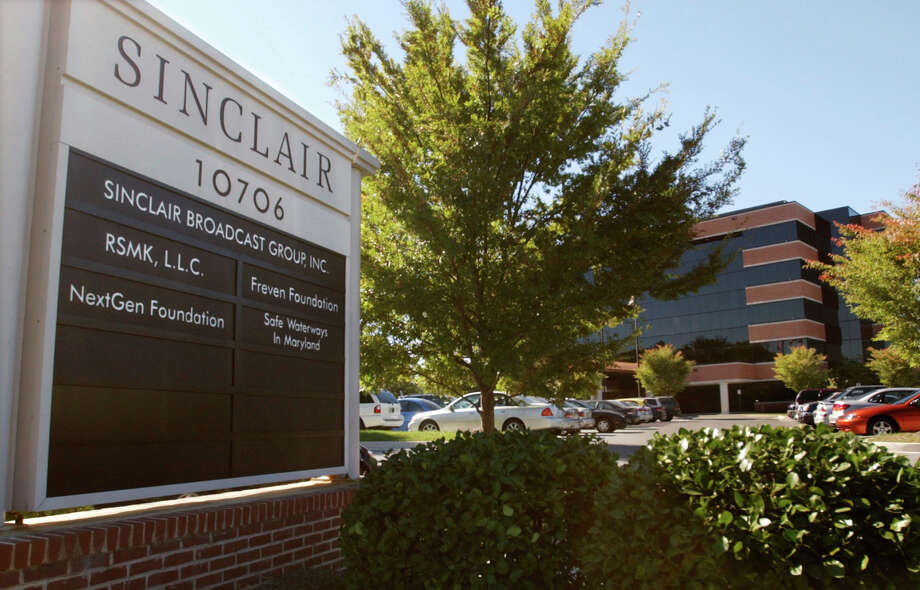 Sinclair Broadcast Group, one of the nation's largest local TV station operators, asked some of its employees to donate to its political action committee, according to a letter leaked to FTV Live. Photo: Steve Ruark/AP