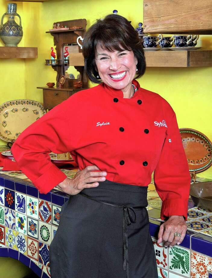 Sylvia's Enchilada Kitchens' owner Sylvia Casares is back in the classroom to show how the magic of her restaurants can also happen at home. She'll be leading classes Feb. 10 through July 14.
