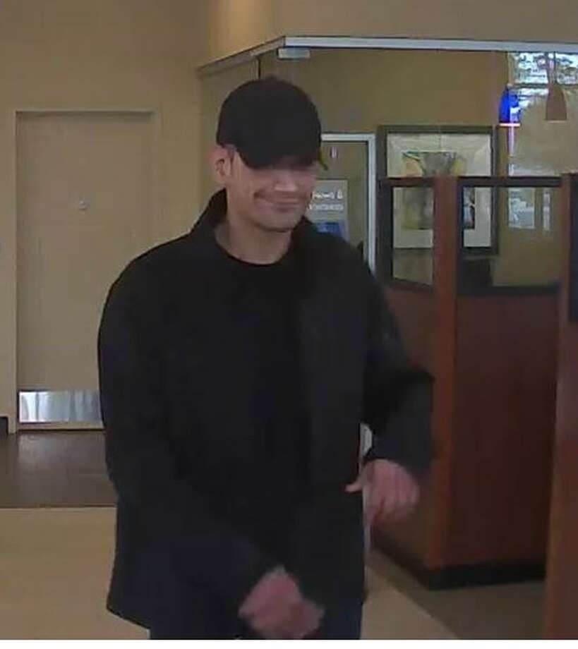 The FBI Violent Crime Task Force is searching for a man who is accused of robbing three Houston banks in five days last month, according to the news release from the agency.