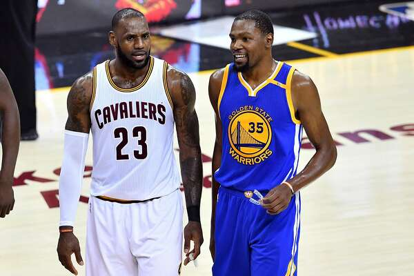 12e24535befc Listen to the song that Kevin Durant and LeBron James recorded ...