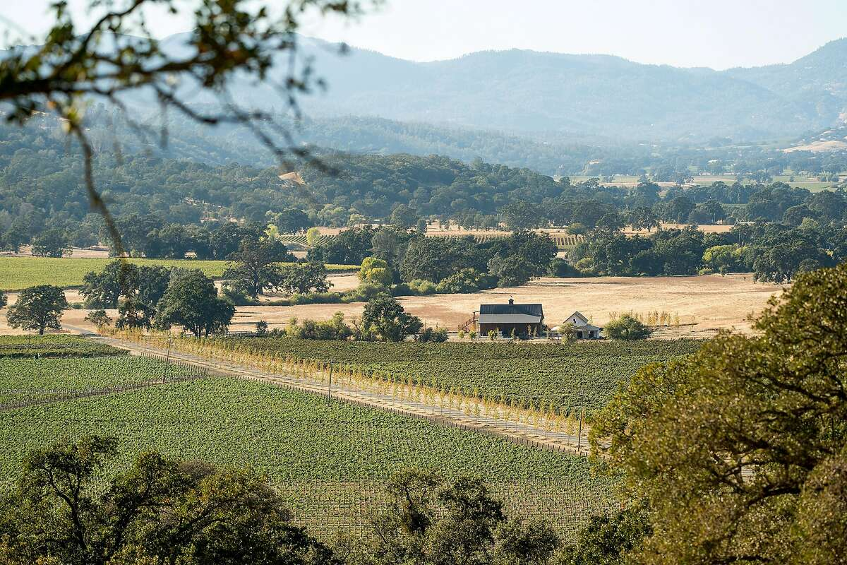 Hine Ranch in Pope Valley recently produced its inaugural 2015 Cabernet Sauvignon.