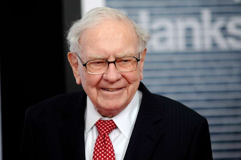 Warren Buffett>>The richest people in America  Photo: Dennis Van Tine/Future-Image, TNS