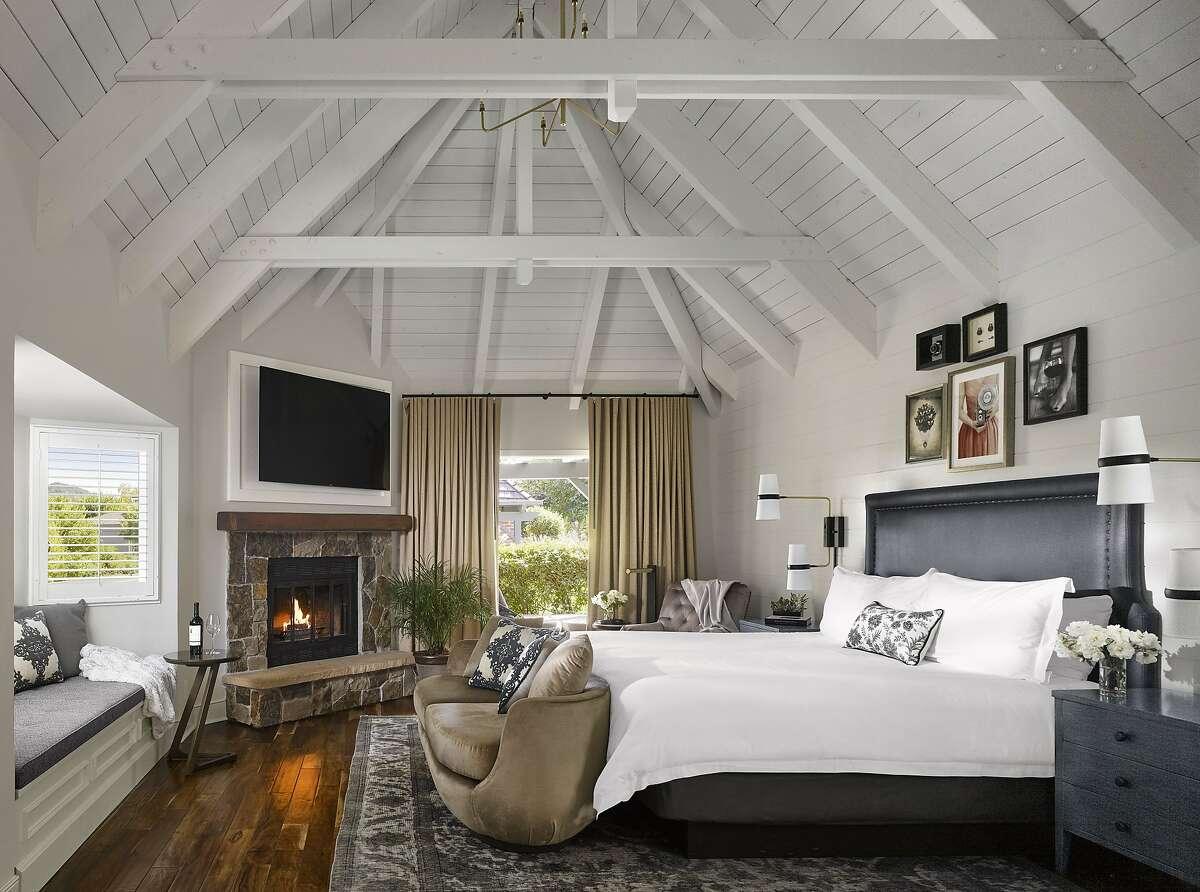 Vintage House room