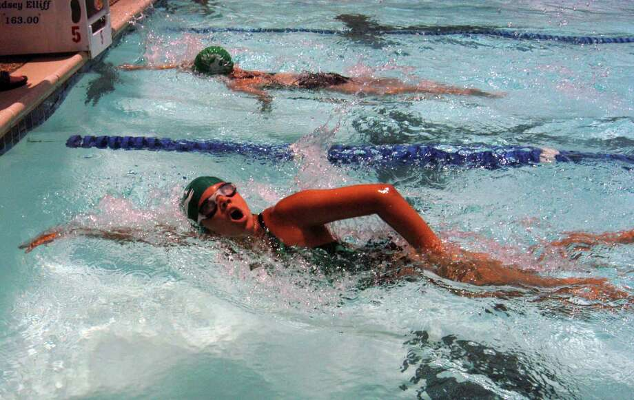 Oak Ridge North Nabs Prestigious Swimming Pool Honor The Courier