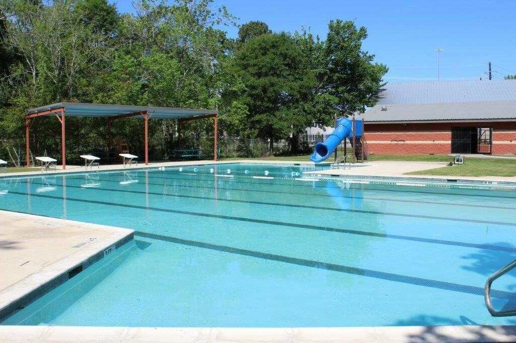 The Swimming Pool At Marilyn Edgar Park Was Recently Honored By A State  Association Of Swimming