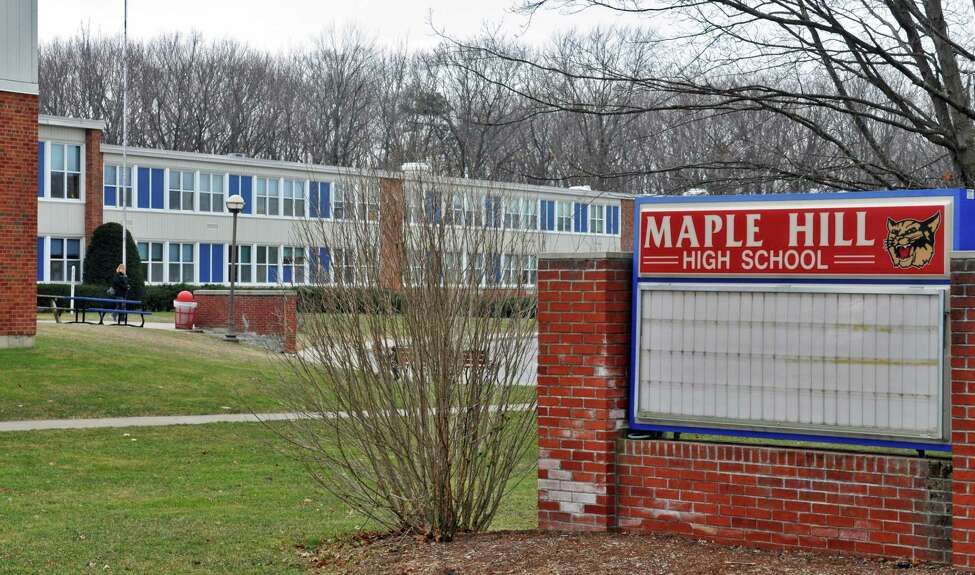 Maple Hill High School 2018 graduation rate: 98% 2017 graduation rate: 100% 2016 graduation rate: 99% 2015 graduation rate: 92% Percent change 2015-2018: 7% Schodack, Rensselaer County