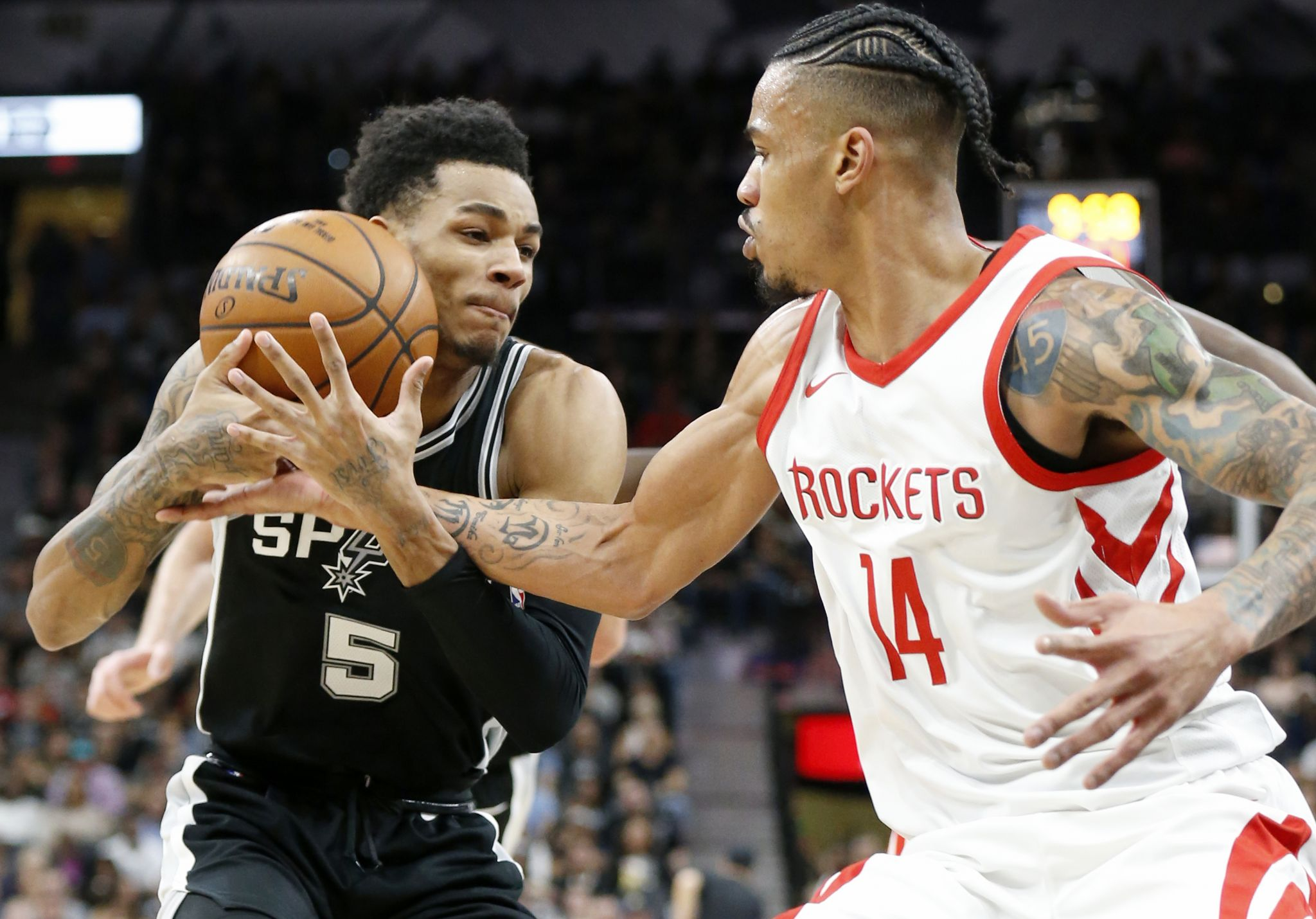 3 Pointers Takeaways From The Rockets Win Against The Spurs