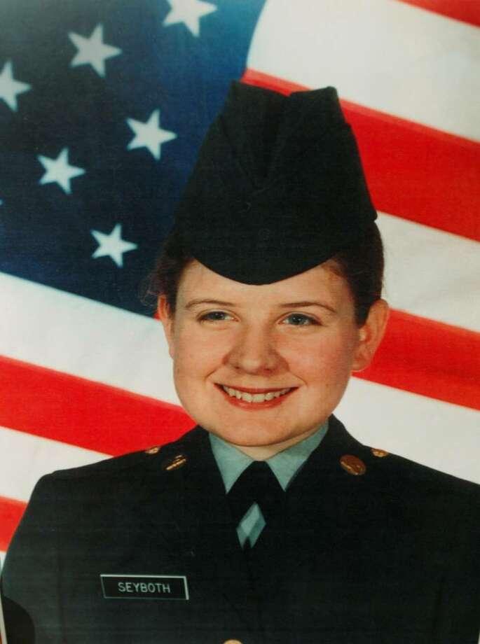Staff Sgt. Amy Seyboth Tirador. (File photo) Photo: LUANNE M. FERRIS