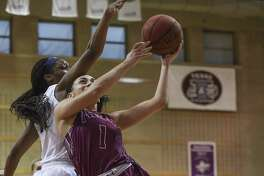 TAMIU junior guard Tantashea Giger has two straight double-doubles as the Dustdevils head to St. Edward's and St. Mary's this week looking to avoid two losses that would claim the worst season in school history and tie the program's longest losing streak.