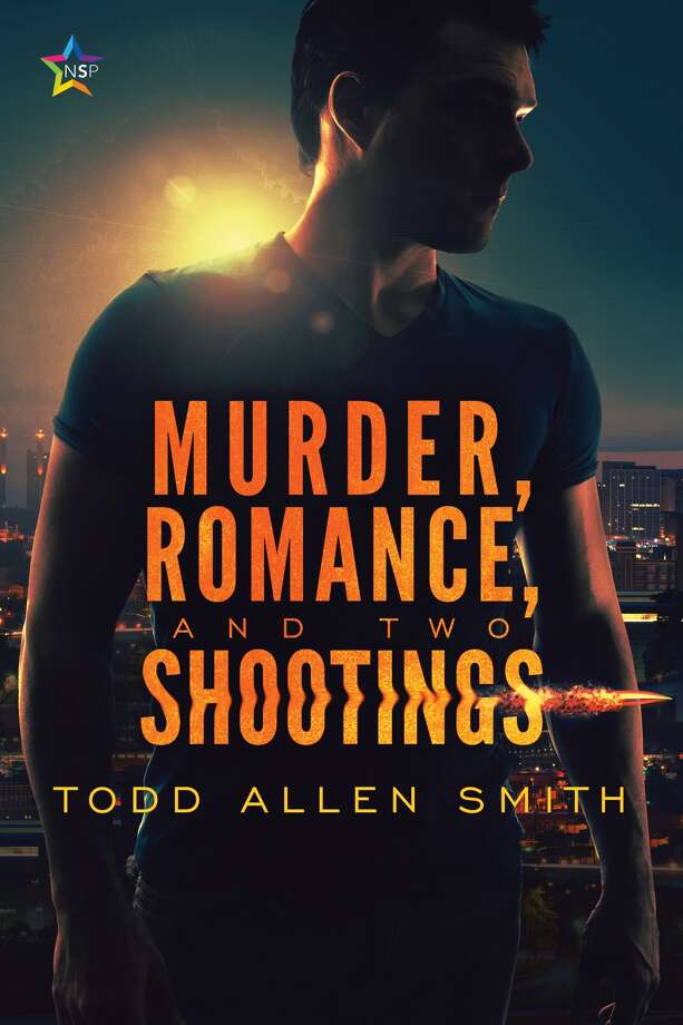 "The cover of Todd Allen Smith's book, ""Murder, Romance, and Two Shootings."" Photo: For The Intelligencer"