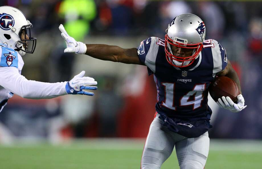 PATRIOTS OFFENSEWide receiver: Brandin CooksLincoln, California3 stars - Oregon State Photo: Maddie Meyer/Getty Images