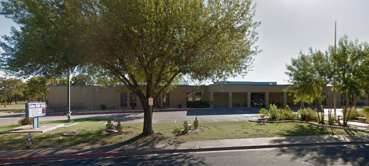 A stripper was paid to show up to Noel Grisham Middle School Thursday, according to Round Rock school district officials.