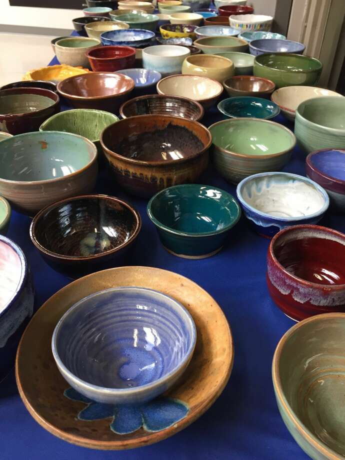 The West Texas Food Bank hosts its annual Empty Bowls today at Trinity School.  Photo: Courtesy Photo