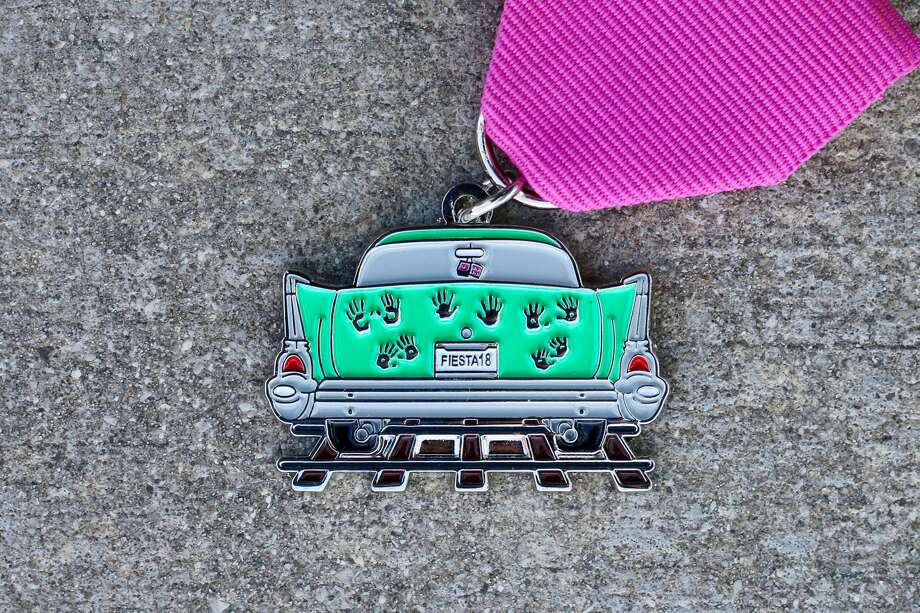 "On Feb. 21, SA Flavor will begin selling the ""Ghost Tracks"" Medal, honoring San Antonio's top haunted story."