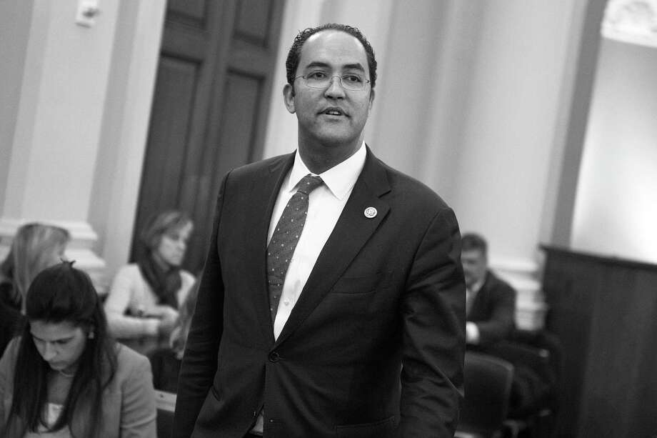 Rep. Will Hurd, R-Texas, is seeking to force a House vote on Dreamers. (Tom Williams/Congressional Quarterly/Newscom/Zuma Press/TNS) Photo: Tom Williams/CQ Roll Call/Newsco, MBR / Internal
