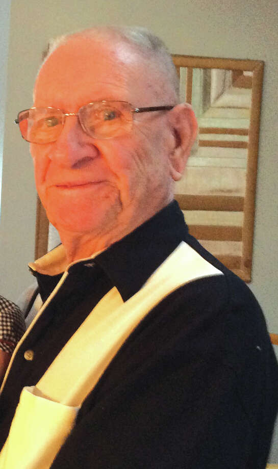 "Melvin ""Pete"" Meierant turns 100 Sunday and will mark the occasion with his family at Meridian Village. Photo: For The Intelligencer"