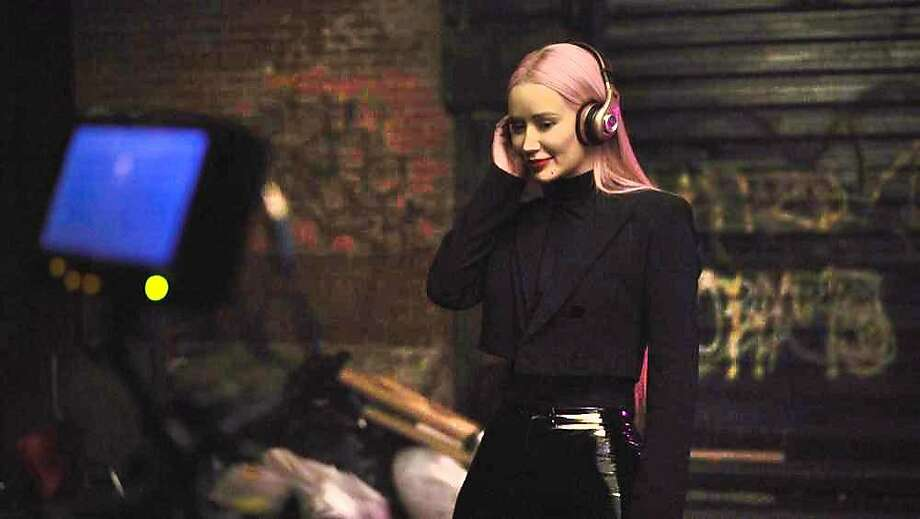 """Monster Products' 60-second Super Bowl spot will star rapper Iggy Azalea, with appearances by Aerosmith guitarist Joe Perry, country singer Big Kenny, rapper Yo Gotti, """"Keeping up with the Kardashians"""" regular Jonathan Cheban and former boy band baritone Joey Fatone. Photo: NBCUniversal"""